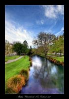 Christchurch Garden 20 by ionyka
