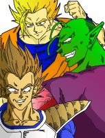 DragonBall Z by Nei-Ning