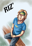 Riz' by Super-Furet