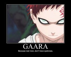 Gaara Motivational by mlauh