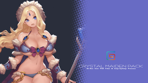 Gumroad Update! (Crystal Maiden) by InstantIP