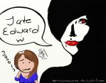 I ate Edward by servicemanone