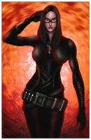 Baroness by Crischromatic