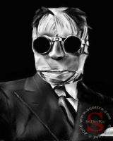 The Invisible Man by ScOttRa
