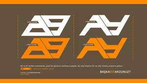 Logotype | AG - AY by destroyer53
