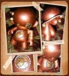 Steam Munny by GoblinQueeen
