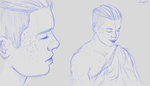 ian gallagher study by anotherwazlib