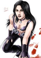 X-23 by Autumn-Sacura