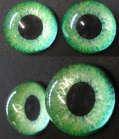 4CM GREEN by DreamVisionCreations