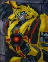 War for Cybertron Bee by Bumblesz