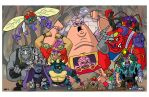 The Foot Clan by TheMonsterfink