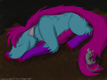 Commission: Snooze by locoexclaimer