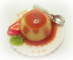 Leche Flan by strawberrywafers