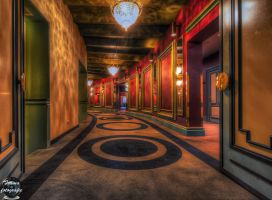Welcome in the theatre by framafoto