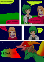 Dragon Evolution Ch1 The Beginning pg19 by HeroHeart001