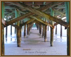 Under the Boardwalk by ConnieBearer