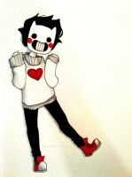 Zacharie by sugar-doodles
