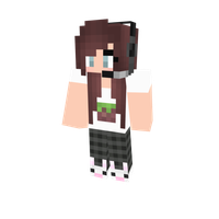 Gamer Girl - Minecraft Skin by MinecraftCutie