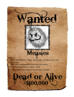 Measles by AlphaCupcake