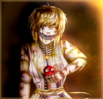Humanized Nightmare Chica + Speedpaint by Ailurophile-Chan