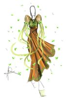 Tree Fashion by Fashiodesart