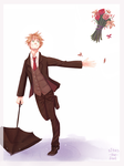 who the hell needs flowers by Sitas-the-Fool