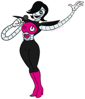 Mettaton Quickie by Simina-Cindy