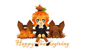 Happy Thanksgiving by Gunmi