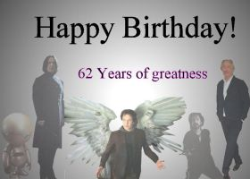 Happy Birthday Alan Rickman by Alexs1sis