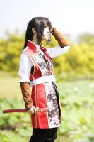 Hakuoki - Chizuru 03 by direngrey304