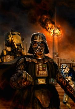 Star Wars Blood TiesS2 cover 3 by chrisscalf