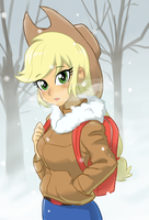 apple jack by Ta-Na