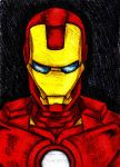 Iron man by myworld665
