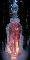 Red Ice Torch by veritasBtold