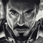 Iron Man - STEP 8 of 8 by Doctor-Pencil