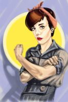 RGD - Rosie Riveted by cluis