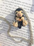 Fantastic Beasts - Niffler Necklace! by Krejdar