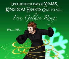On the Fifth Day of X-Mas... by terriblenerd