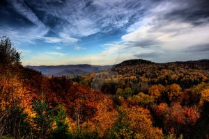 HDR Mountains 2 by Nebey