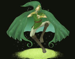 The Hylian Piper by AlliTheHunter