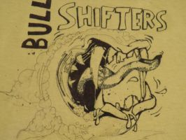 Bull Shifters Shirt pt6 by UniGalvacron