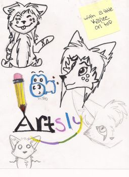 that is me ARTsly by Artsly