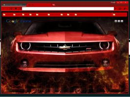 2010 Camaro Theme by wPfil