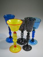 Goblet Collection by LaughingTree