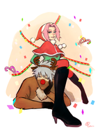 Merry Belated Xmas by CitrusGun