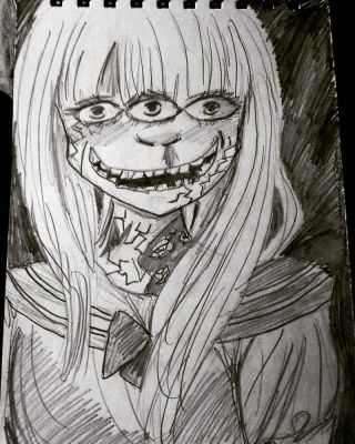Scared? by marcy1000