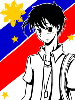 OC Male Philippines by synthelle