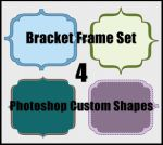 Bracket Frames by tina1138