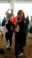Otakon 2013 Cosplay - Midna's 2 Hot For Me by LordNobleheart