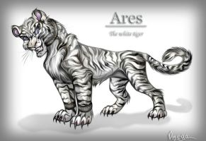 Ares by OmegaLioness